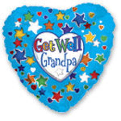 Picture of Get well grandpa