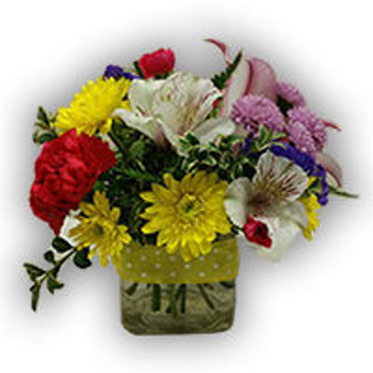 Picture of $29.99 floral arrangement