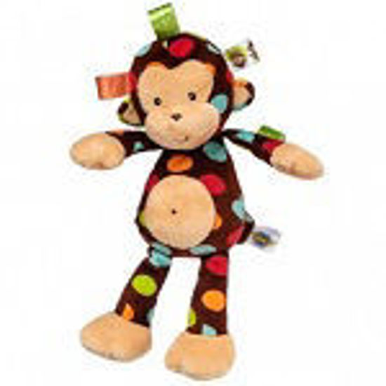 Picture of TAGGIES Dazzle Dots Monkey