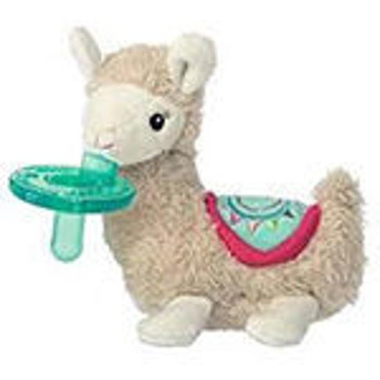 Picture of WubbaNub Lily Llama
