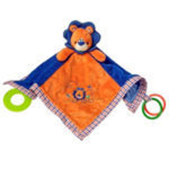 Picture of Levi Lion Activity Blanket