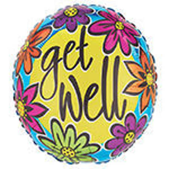 Picture of Get Well Soon Floral