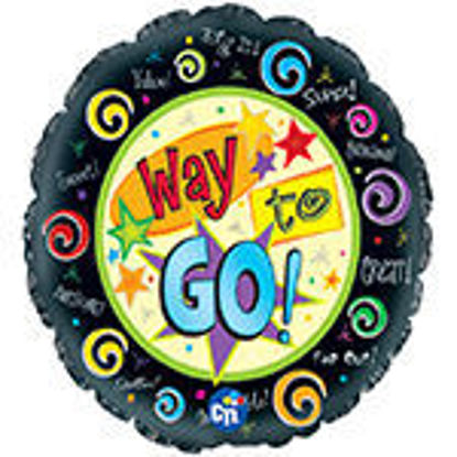 Picture of Way To Go
