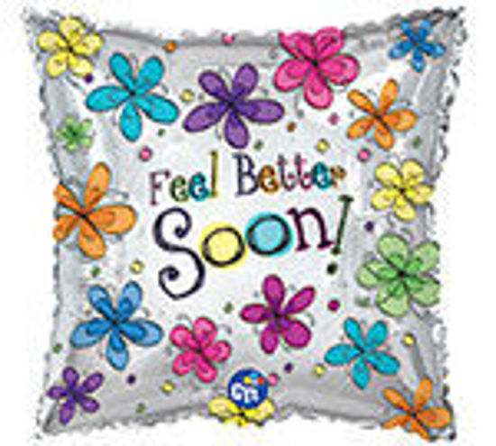 Picture of Feel Better Soon Square