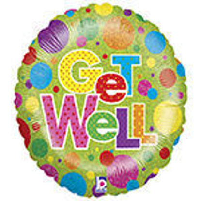 Picture of Get Well Soon Dots