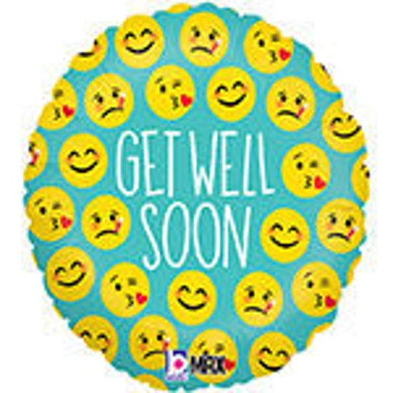 Picture of Get Well Soon Emoji