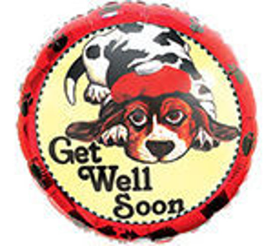 Picture of Get Well Soon Pup