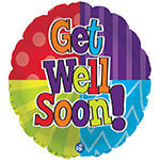 Picture of Get Well Soon Quarter