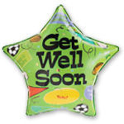 Picture of Get Well Soon Star Sports