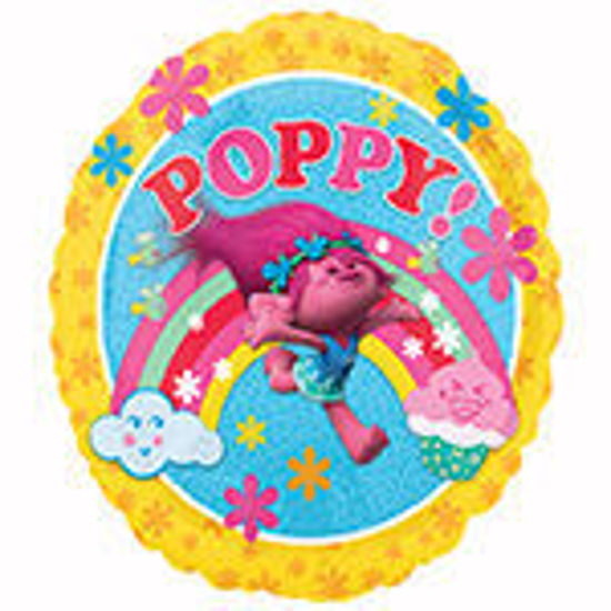 Picture of Poppy From Trolls