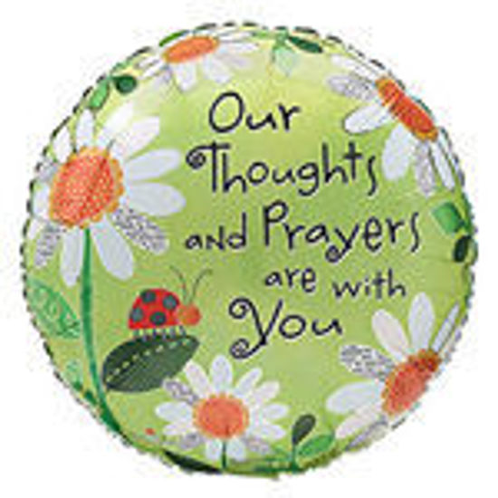 Picture of Thoughts and Prayers