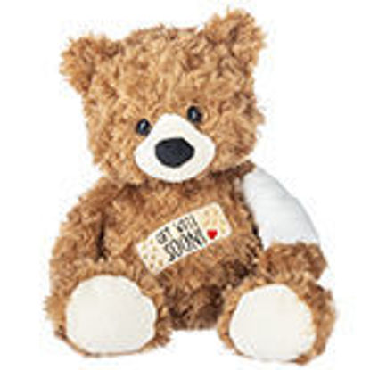Picture of Get Well Soon Teddy Bear