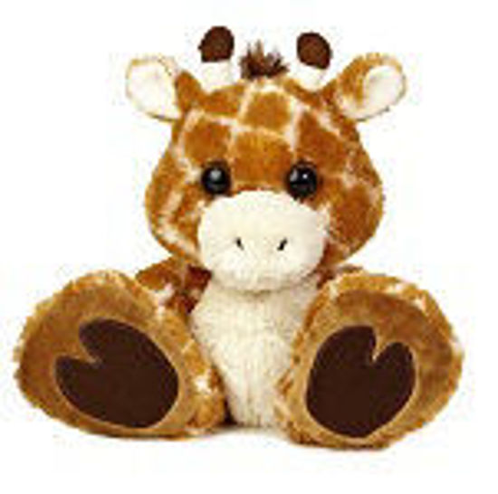 Picture of Taddle Toes Wild Animals - Safari Giraffe