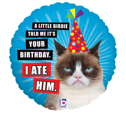 Happy Birthday Grumpy Cat