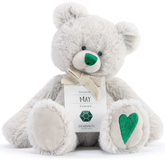 May Birthstone Bear