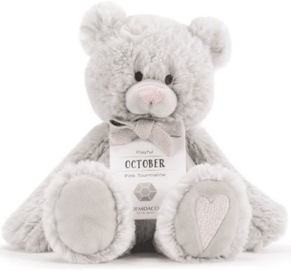 October Birthstone Bear