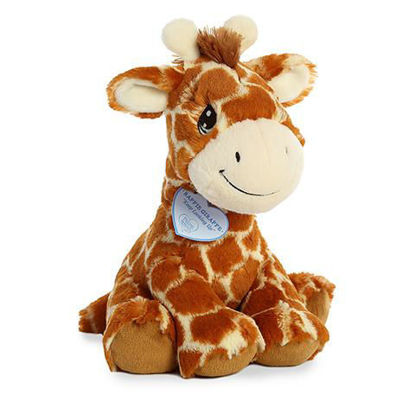 Precious Moments Raffie Giraffe
