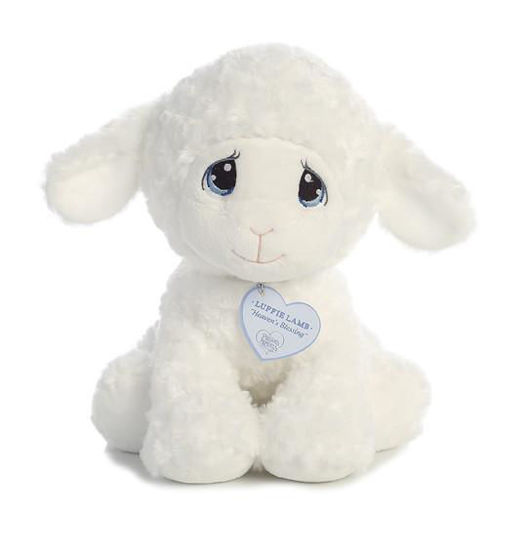 Precious Moments Luffie Lamb