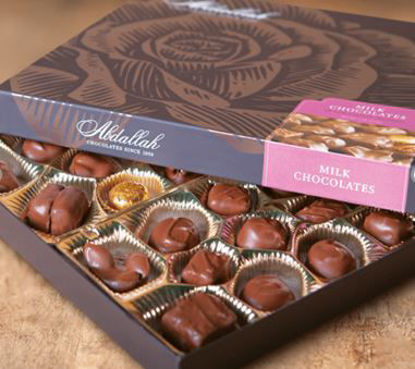 Abdallah Milk Chocolates