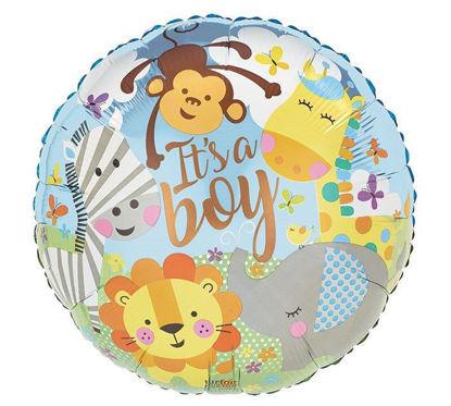 Baby Boy Zoo
