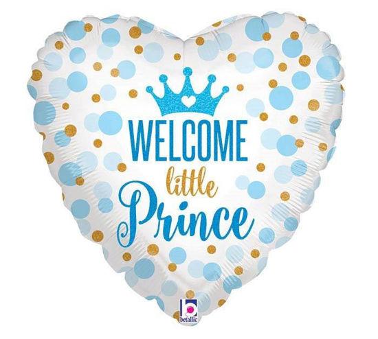 Welcome Prince