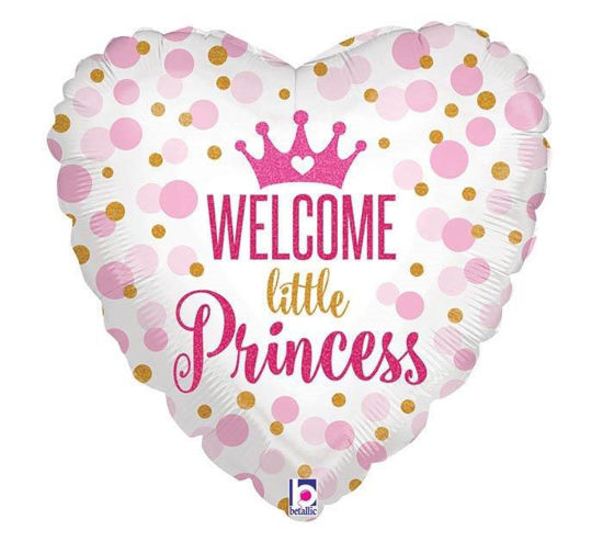Welcome Princess
