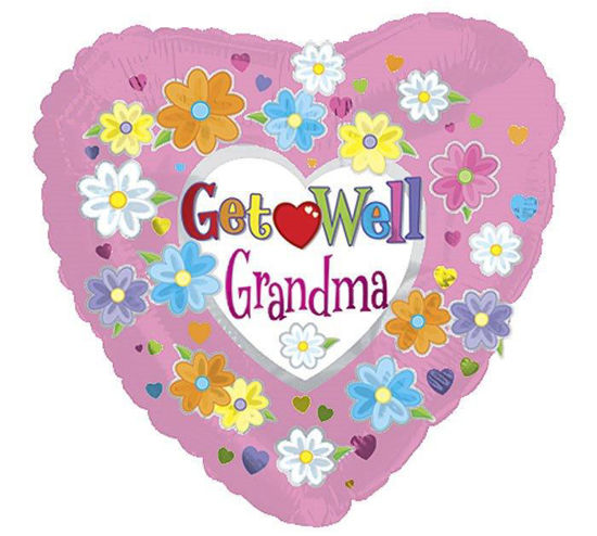 Get Well Grandma
