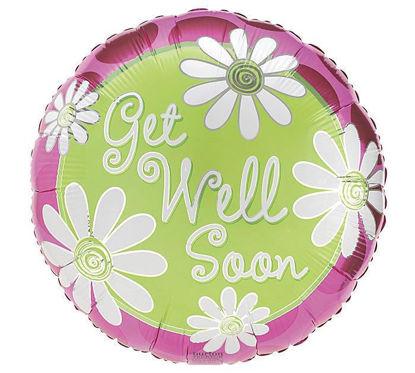 Get Well Soon Daisy