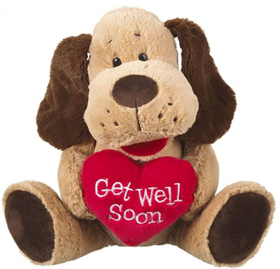 Picture of Get Well Plush Woofie