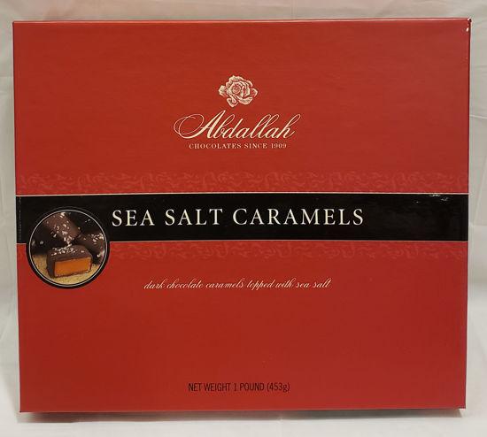 Picture of 1 LB Sea Salt Caramels