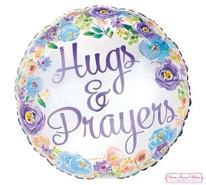Hugs and Prayers