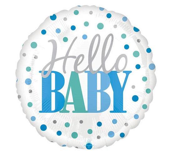 Hello Baby Blue