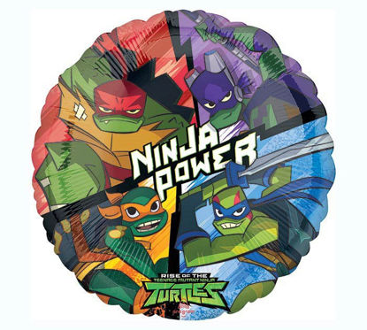 Turtles In Half Shell