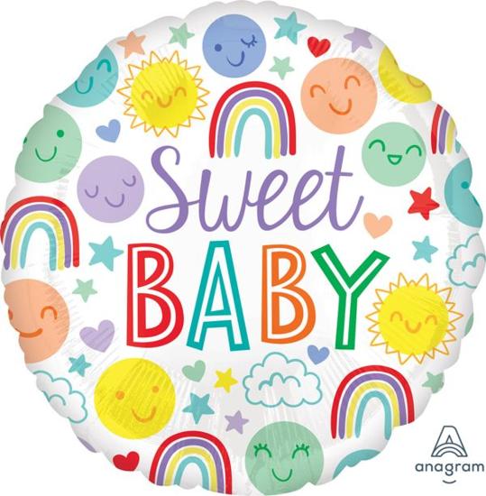 sweet baby balloon