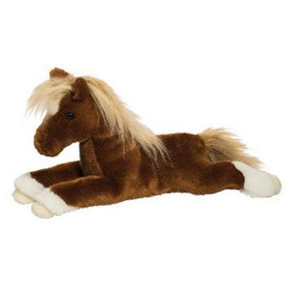 Chestnut Horse stuffed animal